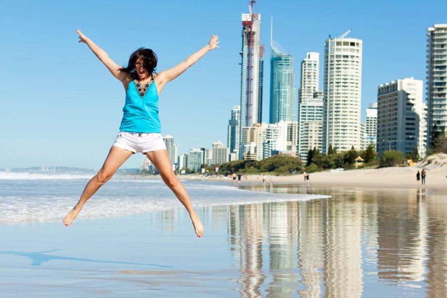 Pour la troisième année consécutive, l'Australie a... (PHOTOTHÈQUE LA PRESSE)