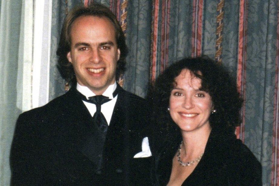 Richard Laperrière et sa conjointe Lorraine Doré à... (Photo fournie par la famille)