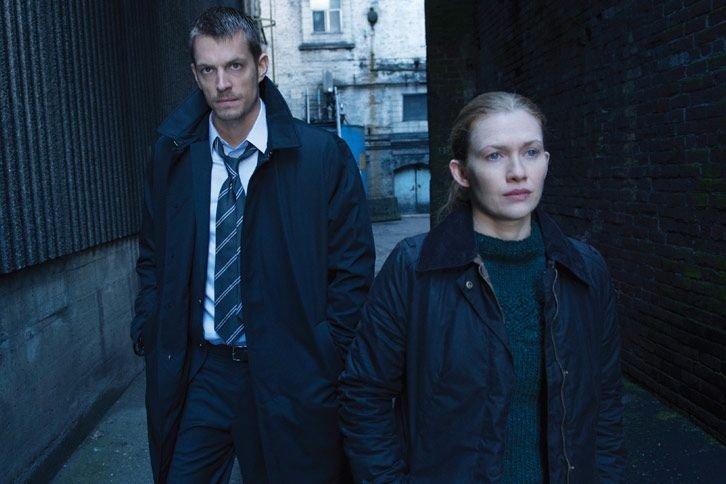 La série The Killing présentée sur AMC.... (PHOTO AMC)