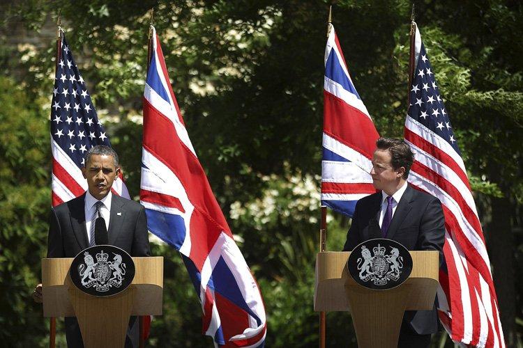 Le président américain Barack Obama s'est déclaré intéressé... (Photo: AFP)