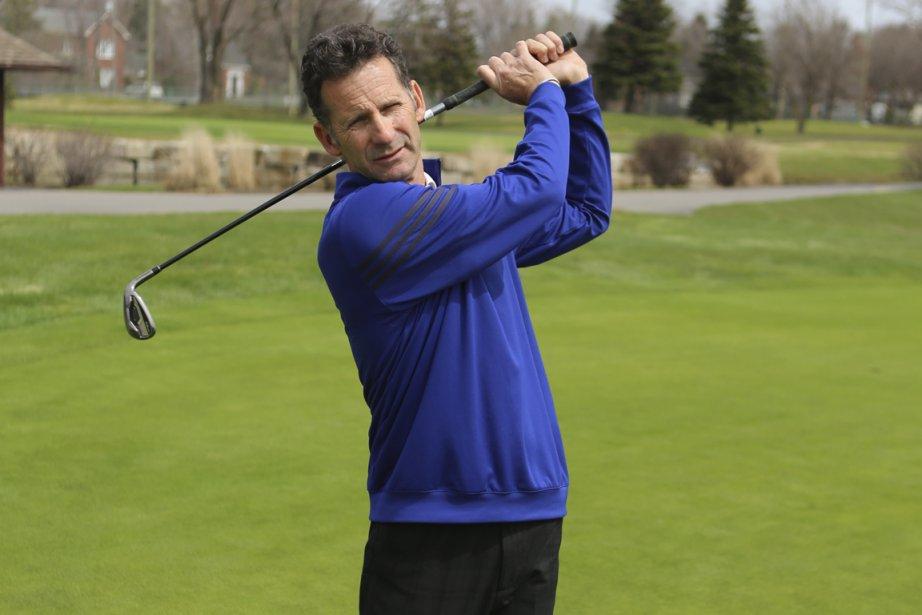 Jean Laforce est le premier golfeur québécois de... (Photo Martin Chamberland, La Presse)