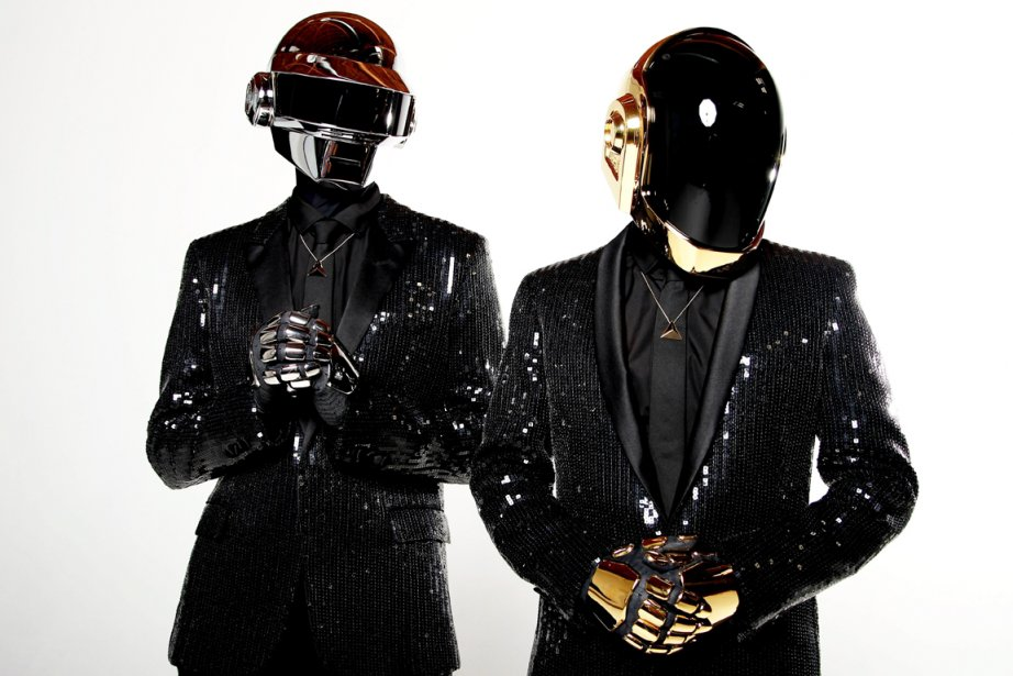 Le dernier album de Daft Punk a pris... (PHOTO MATT SAYLES, AP)
