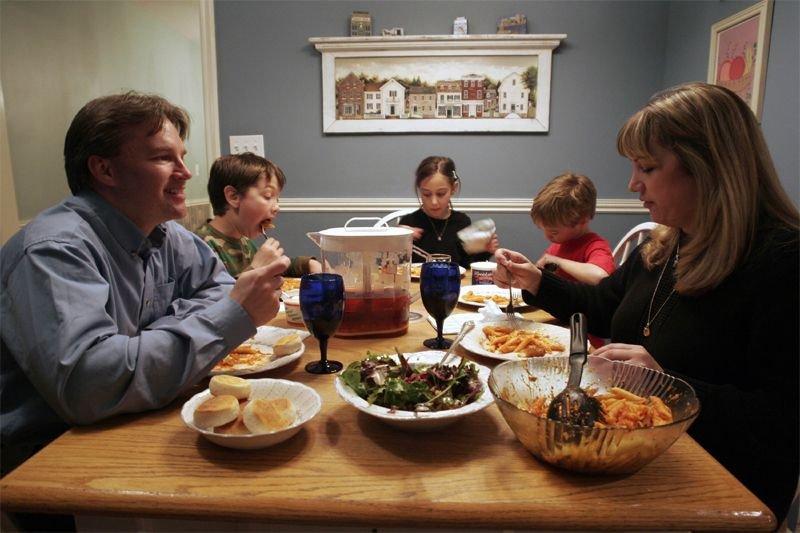 Les mères américaines qui travaillent sont... (Photo Archives La Presse)