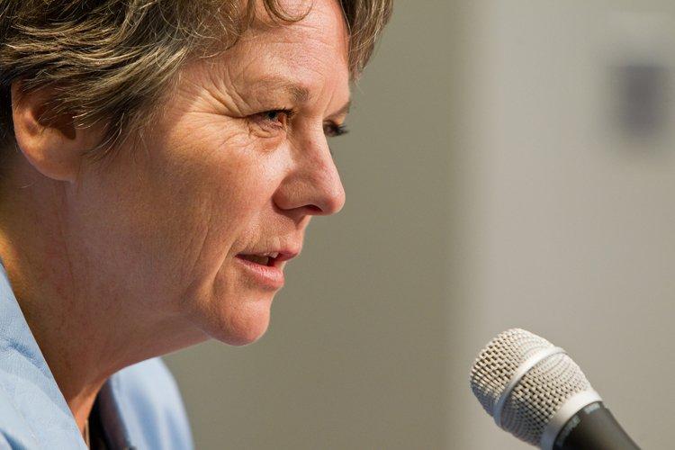 Chantal Rouleau sera la quatrième personne à la... (Photo: Édouard Plante-Fréchette, La Presse)