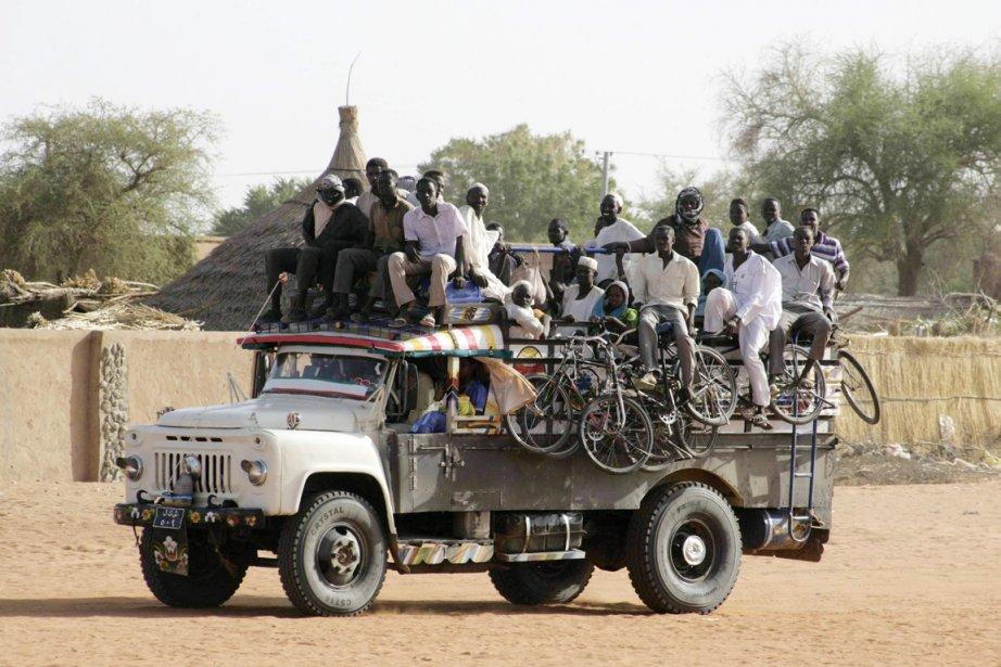 En avril, l'ONU avait affirmé que 50000 habitants... (PHOTO EBRAHIM HAMID, ARCHIVES AFP)