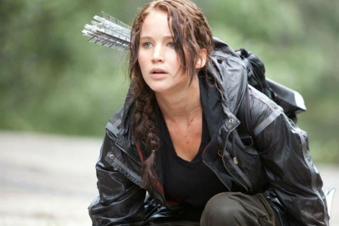 Lionsgate produit les films Hunger Games.... (Photo Lionsgate/Alliance)