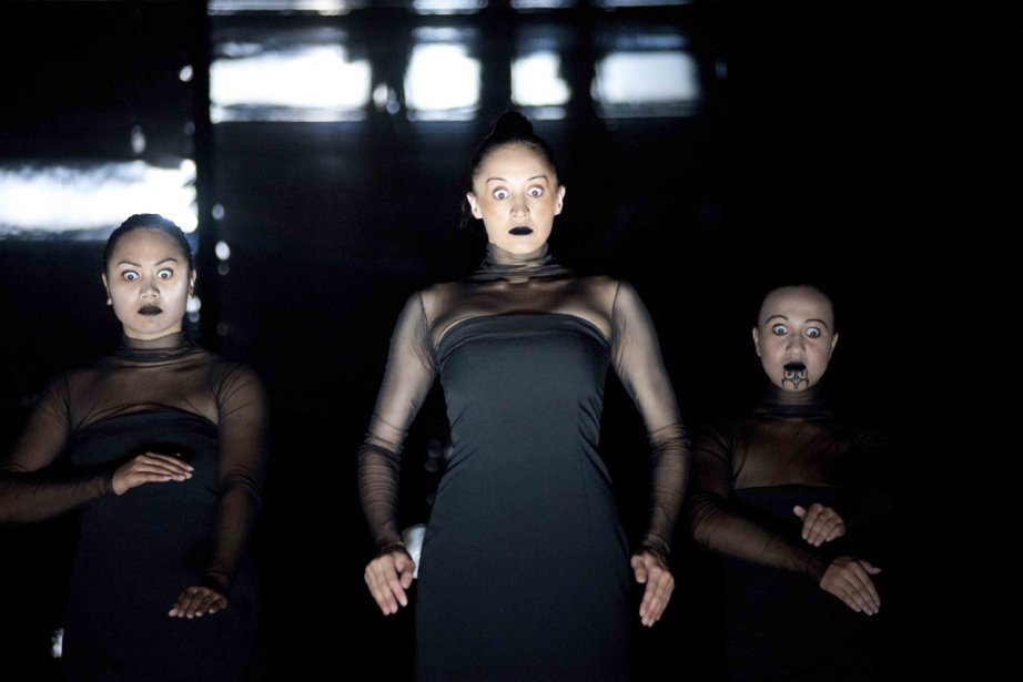 Les femmes qui jouent dans la pièce Birds... (Photo: archives, fournie par l'Edinburgh International Festival)