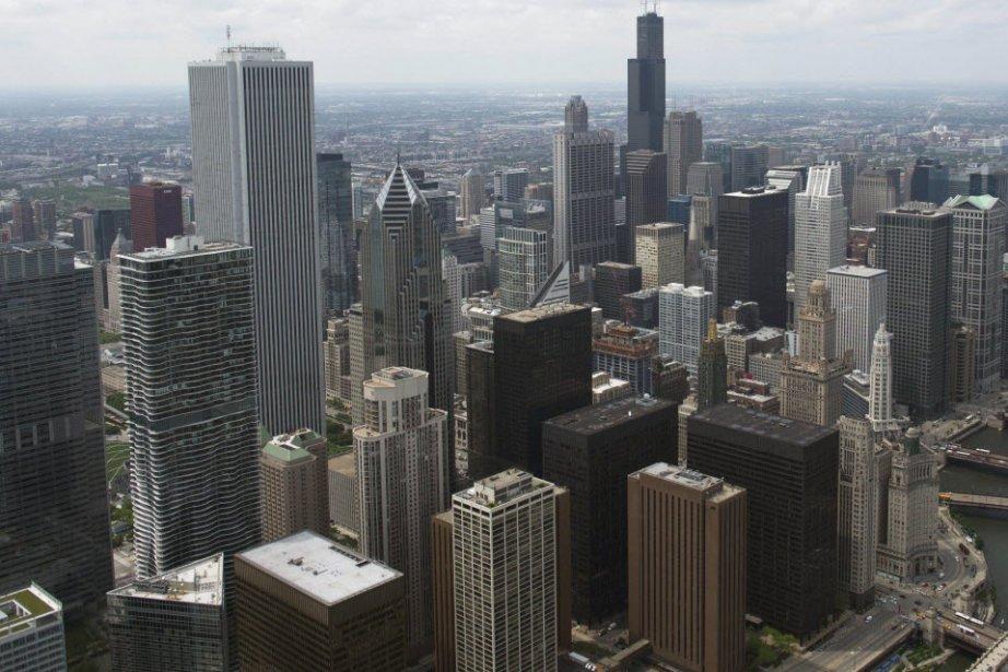 L'activité économique de la région de Chicago a fortement rebondi en mai,...