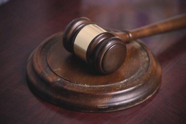 Plus des trois quarts des accusés, tous tribunaux... (Photo archives)