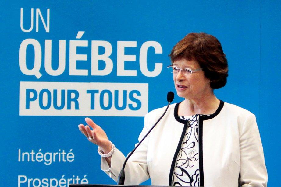 La ministre de l'Éducation, Marie Malavoy.... (Étienne Ranger, LeDroit)