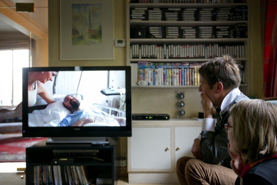 Pietro di Bari, 40 ans, devenu tétraplégique à... (PHOTO MARCO CAMPANOZZI, LA PRESSE)