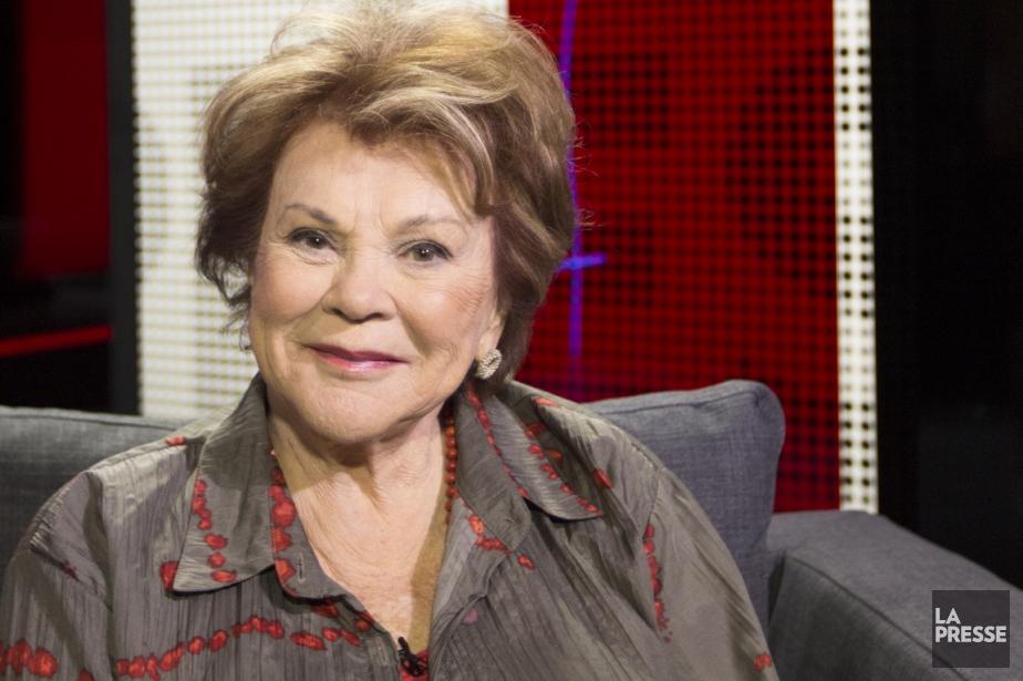 Janette Bertrand... (Photo Ninon Pednault, La Presse)