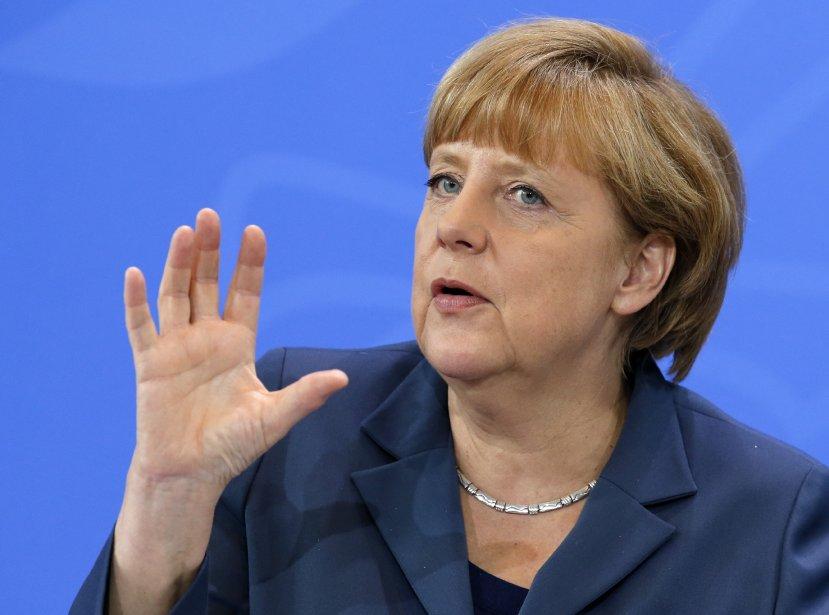 Considérée comme la femme la plus puissante de... (Photo Fabrizio Bensch, archives Reuters)