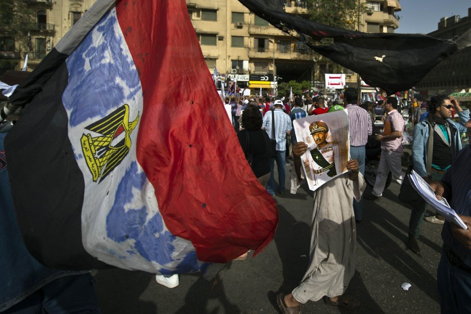 La justice égyptienne a invalidé dimanche le... (PHOTO KHALED DESOUKI, AFP)
