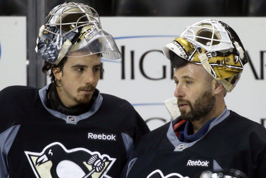 L'entraîneur des Penguins de Pittsburgh, Dan Bylsma, n'a... (Photo Keith Srakocic, AP)