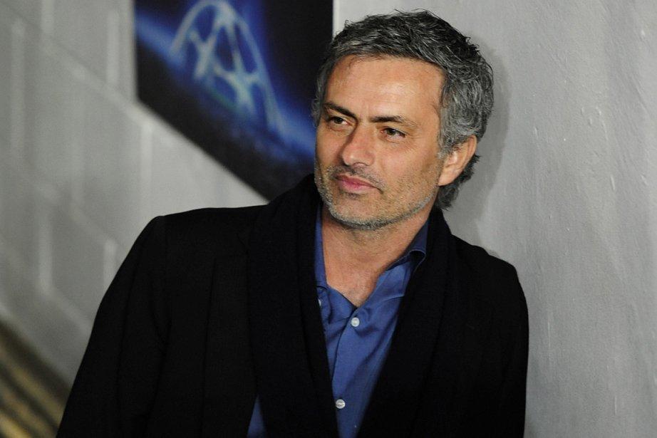 José Mourinho... (Photo Dylan Martinez, Reuters)