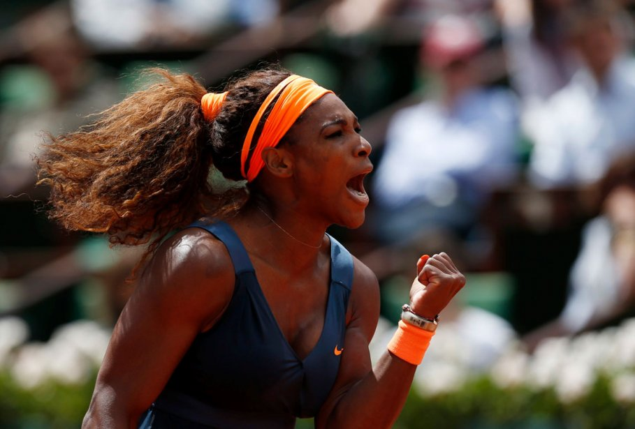 L'Américaine Serena Williams est l'immense favorite à Wimbledon.... (Associated Press)