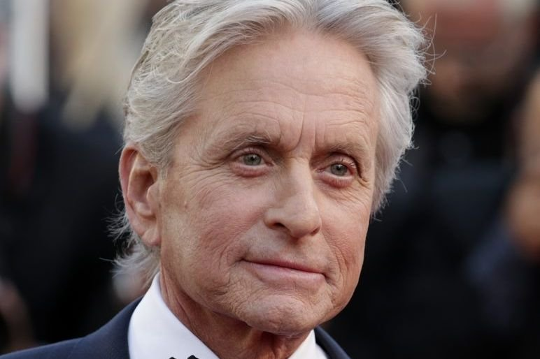 Michael Douglas lors de sa participation au Festival... (Photo: AP)