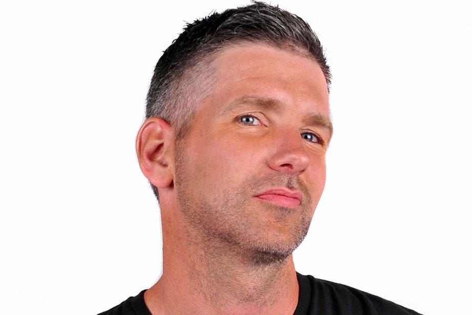 Rej Laplanche anime Débat critique à MusiquePlus.... (Photo: fournie par Astral Media)