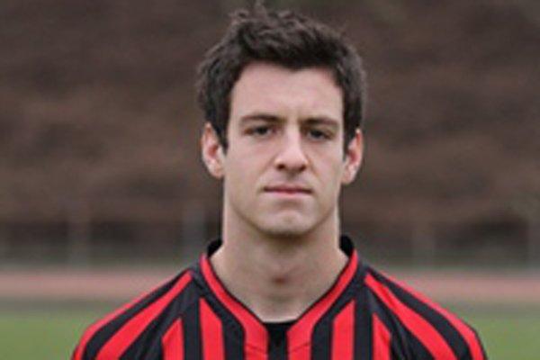 Le milieu de terrain Paolo DelPiccolo a été... (Photo tirée du site de l'Eintracht Francfort)