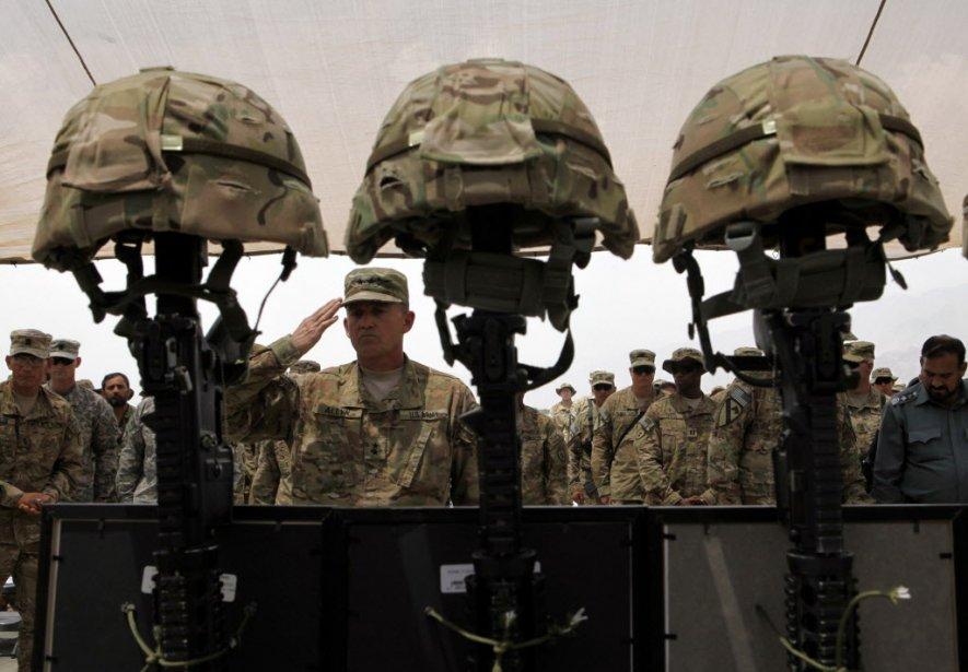 C'est la première fois que le Pentagone a... (PHOTO BAZ RATNER, REUTERS)