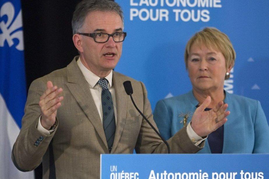 Selon Claudette Carbonneau, l'annonce par le ministre Réjean... (Photo Clément Allard, La Presse canadienne)