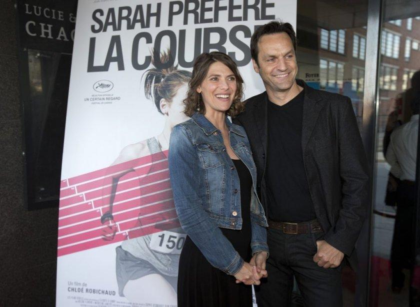 Hélène Florent et Benoit Gouin jouent les parents du personnage principal. | 4 juin 2013