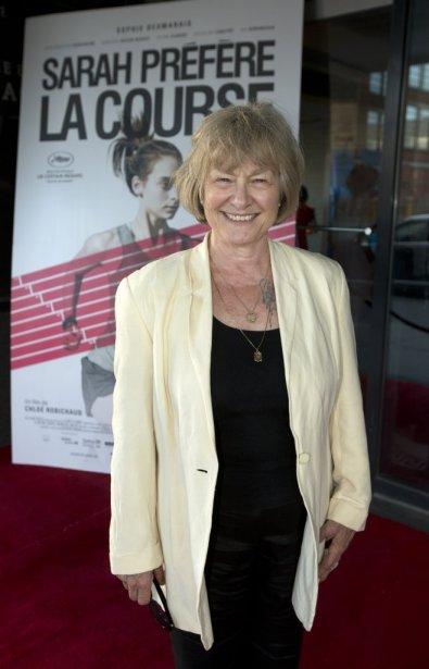 La réalisatrice et actrice Micheline Lanctôt était la maîtresse de cérémonie de cette soirée. | 4 juin 2013
