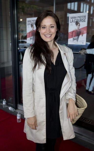 «J'adore le travail de Sophie Desmarais. Je la trouve extraordinaire comme comédienne.» - Bénédicte Décary | 4 juin 2013