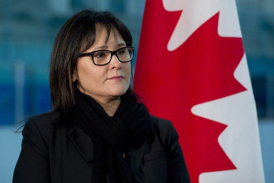 La ministre de la Santé canadienne, Leona Aglukkaq.... (PHOTO ADR)
