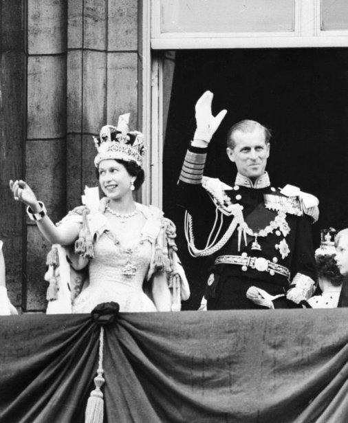 Élisabeth est montée sur le trône le 6 février 1952,... | 2013-06-04 00:00:00.000