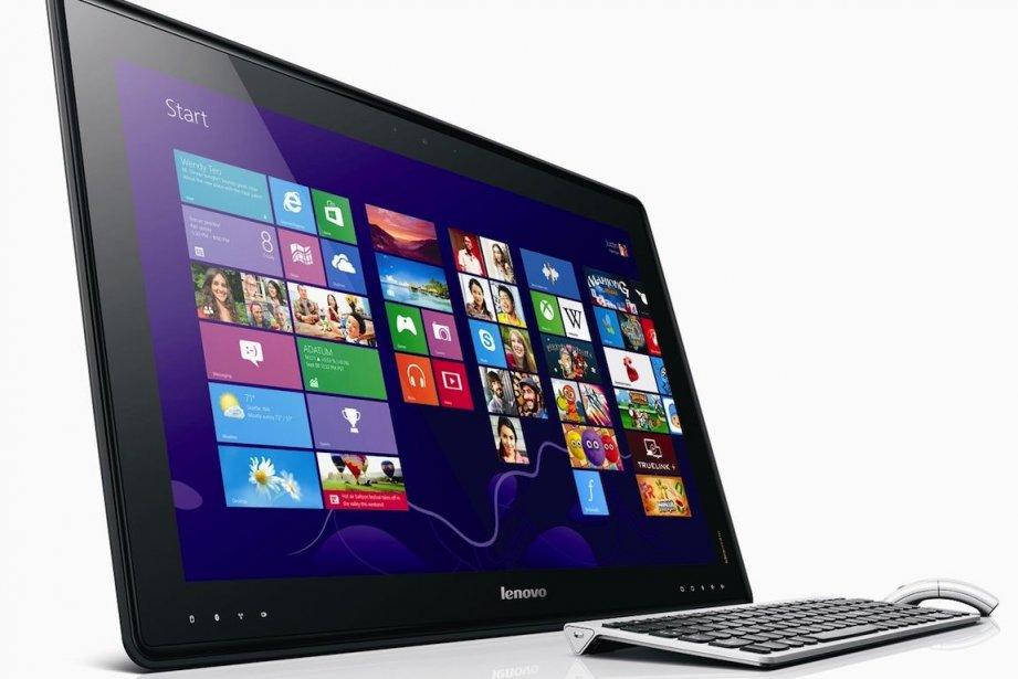 Le PC/tablette est une nouvelle catégorie d'appareils... (Photo Lenovo)