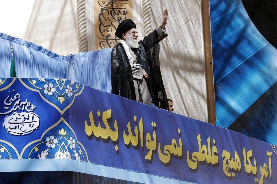 L'ayatollah Khamenei a demandé aux candidats de promettre... (PHOTO AFP)