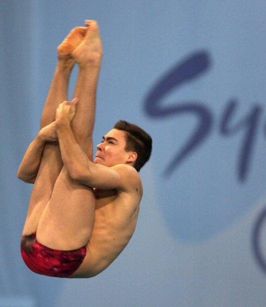 Aux Jeux olympiques de Sydney, en 2000, Alexandre Despatie obtient une étonnante quatrième place à la tour de 10 mètres, à l'âge de 15 ans seulement. | 4 juin 2013