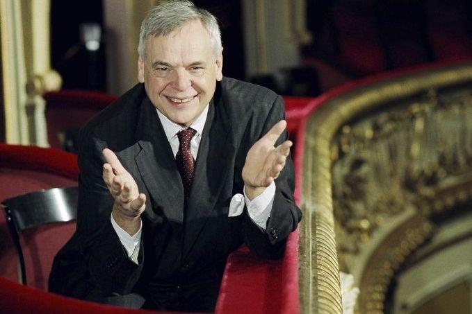 Alexander Pereira, nouveau patron de La Scala de... (Photo: archives AFP)