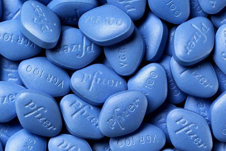 Pfizer détient les droits exclusifs sur le Viagra... (PHOTO PFIZER)