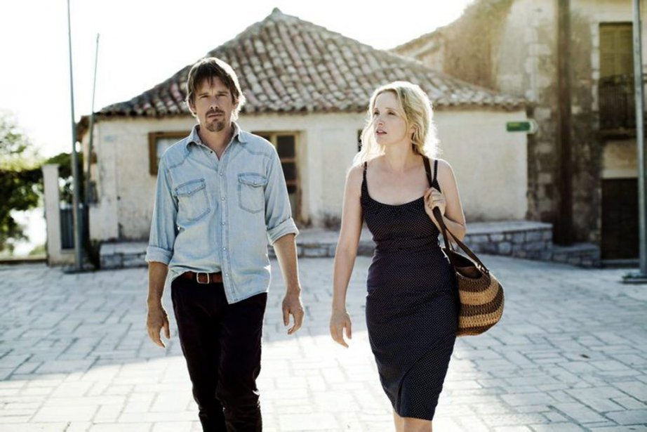 Ethan Hawke et Julie Delpy dans Before Midnight.... (Photo: La Presse Canadienne)