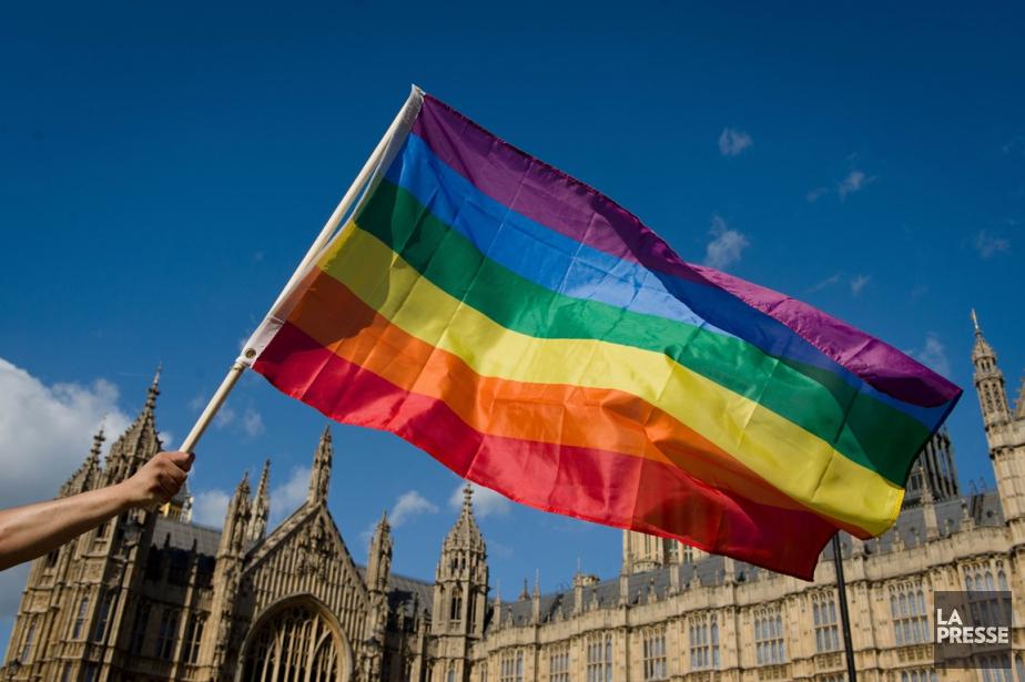 Si le mariage homosexuel ne suscite quasiment pas... (Archives AFP, Leon Neal)
