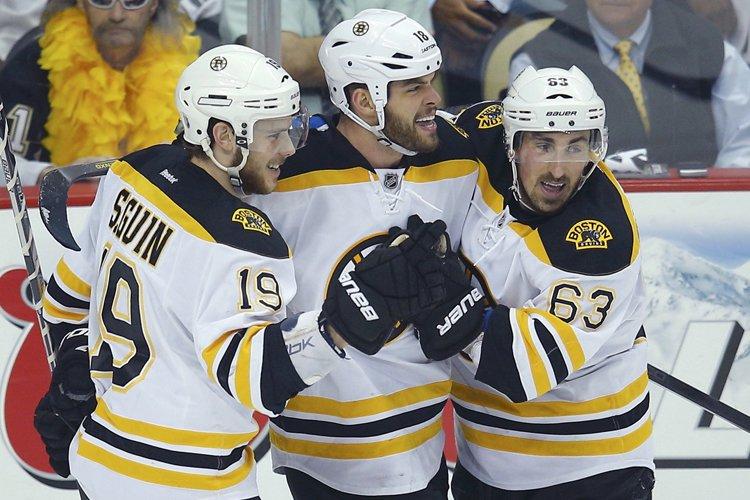 Sidney Crosby et ses Penguins n'ont plus d'impact.Les... (Photo: Reuters)