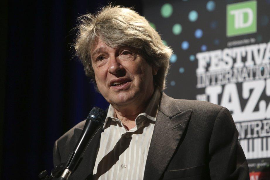 Le cofondateur de L'Équipe Spectra, Alain Simard, lors... (Photo: Martin Chamberland, La Presse)