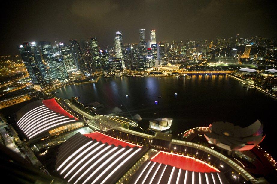 Singapour, une métropole toujours surprenante.... | 2013-06-05 00:00:00.000