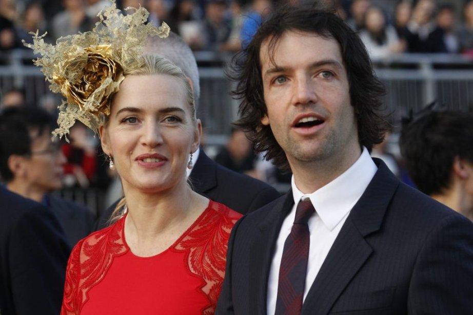 Kate Winslet en compagnie de son mari, Ned... (Photo: AP)