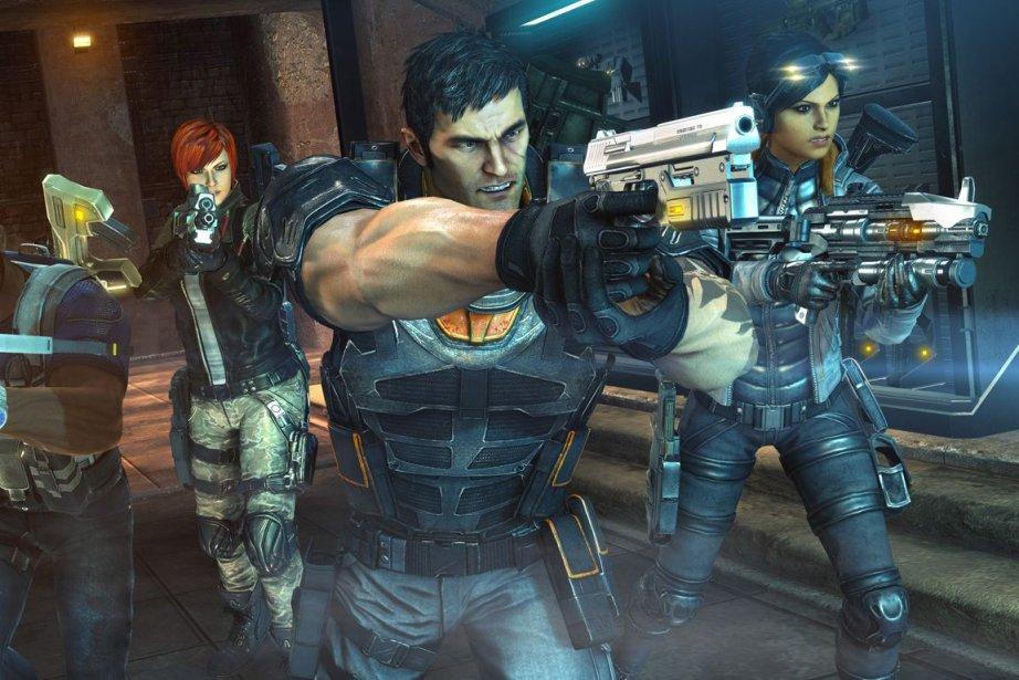 Insomniac Games (Resistance, Ratchet&Clank) utilise son expertise en armes...