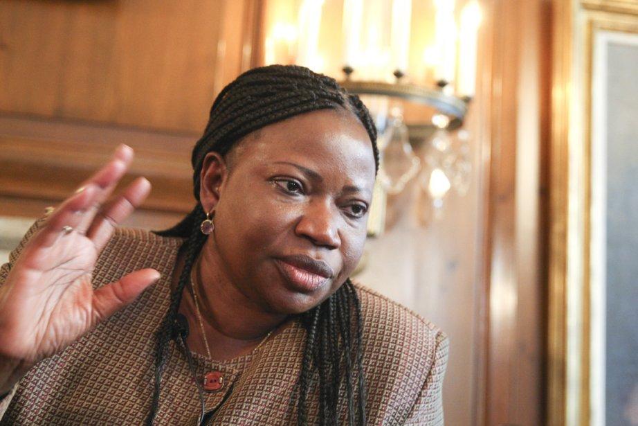 La procureure de la CPI Fatou Bensouda.... (PHOTO HIROKO MASUIKE, ARCHIVES THE NEW YORK TIMES)