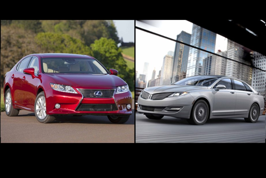 Avec la motorisation hybride, Lincoln veut refaire son image et Lexus,...
