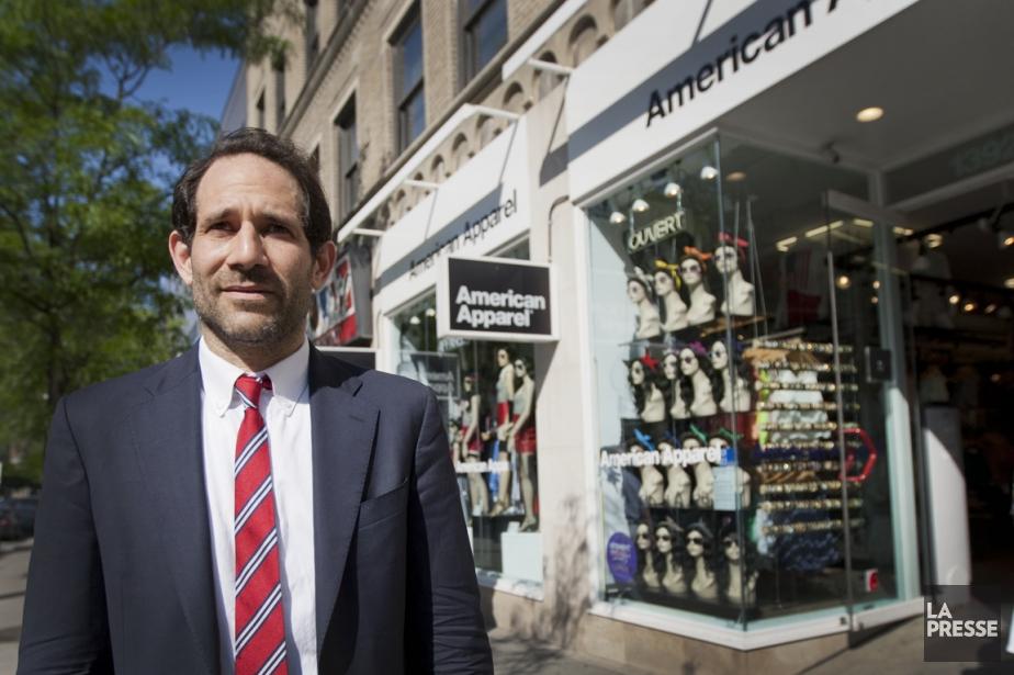 Le Montréalais d'origine Dov Charney, président-fondateur d'AmericanApparel,a été... (Photo Anne Gauthier, archives La Presse)