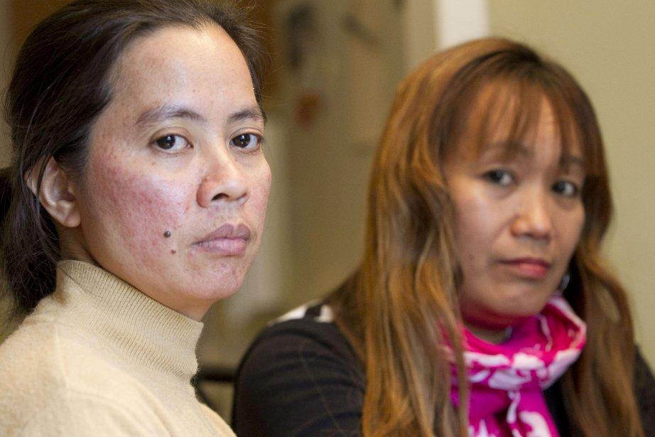 Intentée par neuf femmes, la poursuite est parrainée... (PHOTO HUGO-SÉBASTIEN AUBERT, LA PRESSE)