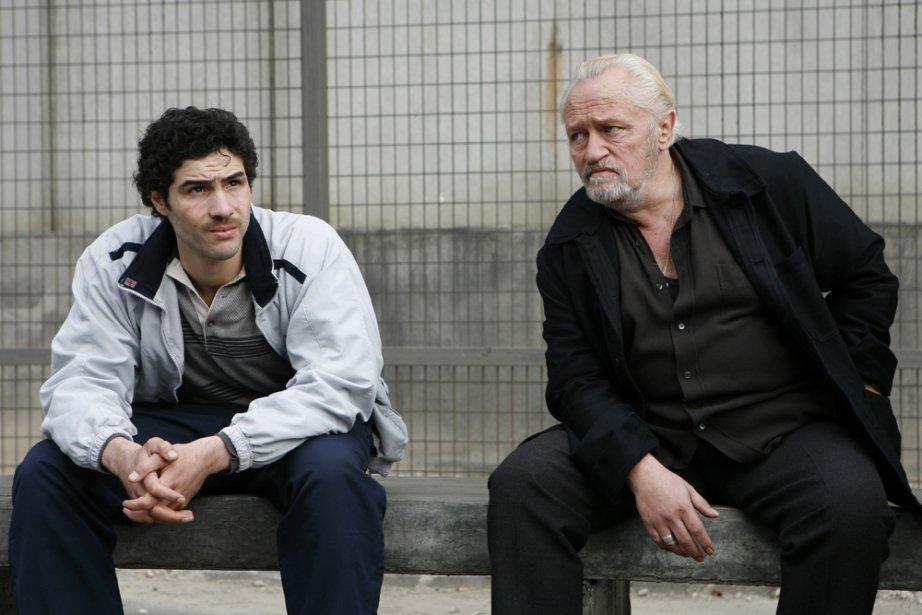 Tahar Rahim et Niels Arestrup dans Un prophètede... (Photo: Sony Pictures Classics)