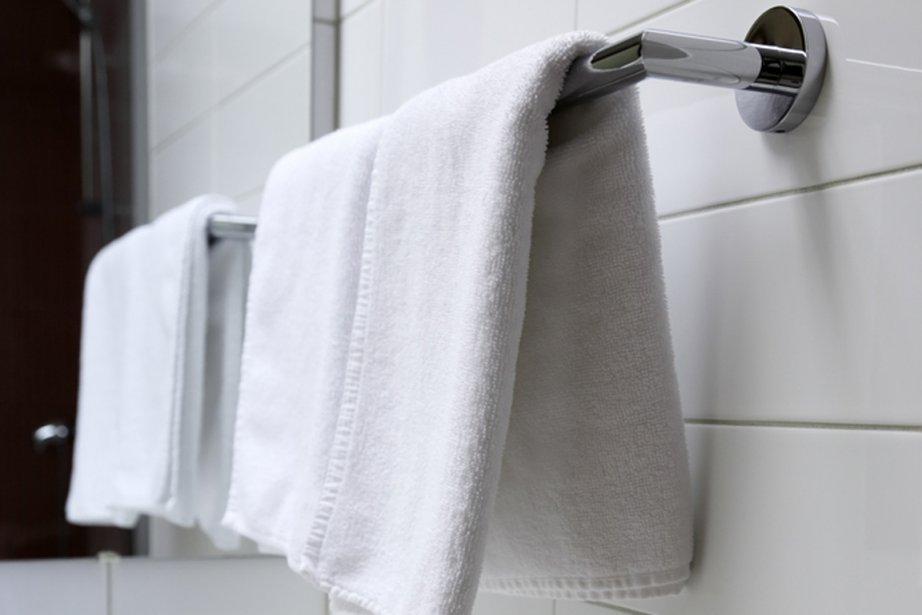 Inutile de remplacer sa serviette tous les jours... (Photo shutterstock.com)