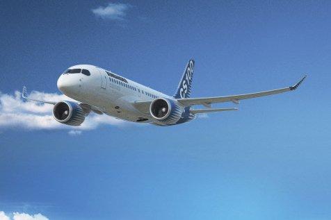 Maintenant que WestJet a pris livraison d'un premier turbopropulseur Q400,...